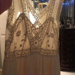 Free People Lace Dress 🌸